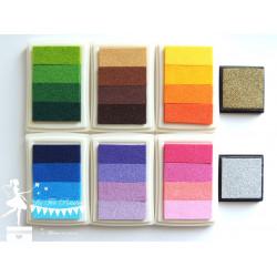 Palette de tampons
