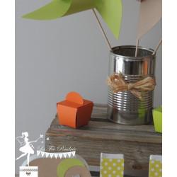 Boîte Rifi orange
