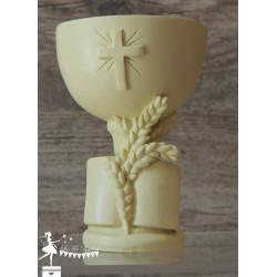Calice sujet communion GM 12cm