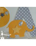 Collection éléphant - La Fée Poudrée