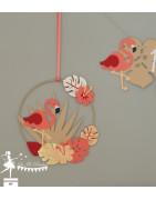Collection flamant rose - La Fée Poudrée