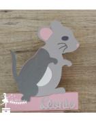 Collection souris - La Fée Poudrée