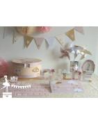 Nos présentations de baptême, décoration de mariage, décoration de chambre d'enfant, cadeau de naissance - La Fée Poudrée
